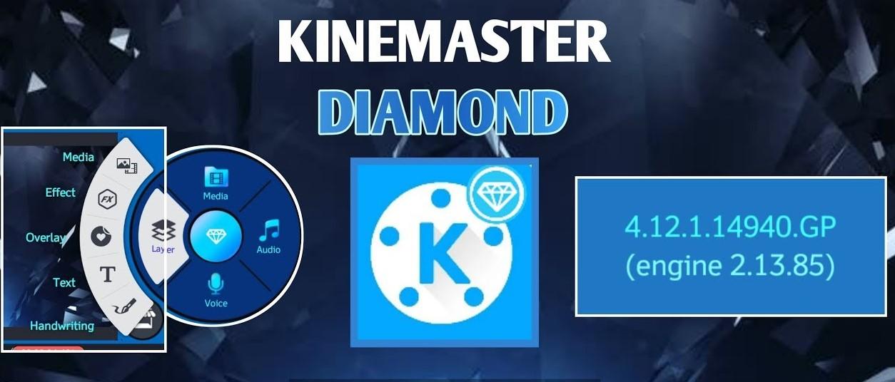 Kinemaster Diamond Mod Apk