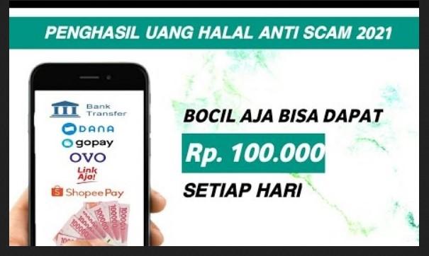 Aplikasi Penghasil Uang Halal Tanpa Modal2